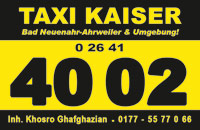 Taxi Bad Neuenahr